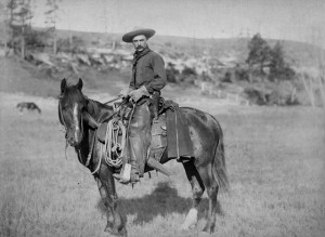 Photograph of American Cowboy