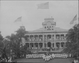 American Annexation of Hawaii