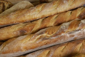 French bread as marker of empire